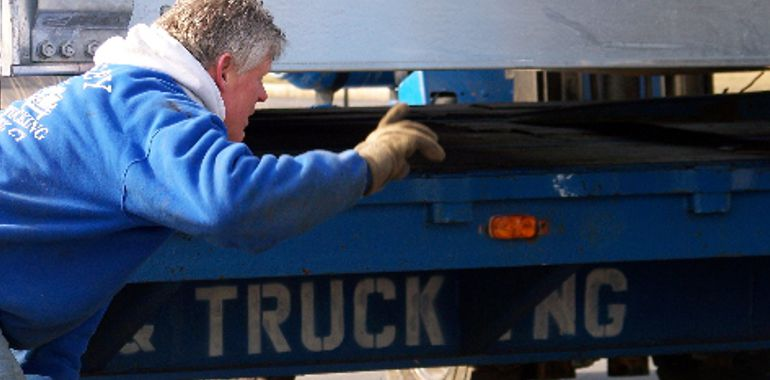 Connecticut Rigging and Trucking services 7